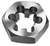 High Speed Steel Hexagon Rethreading Dies